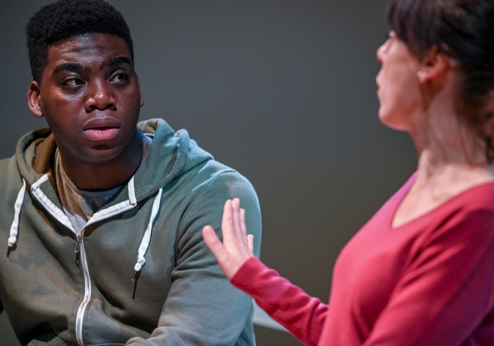 Noah Olaoye as Nick and Jo Mousley as Di (2)