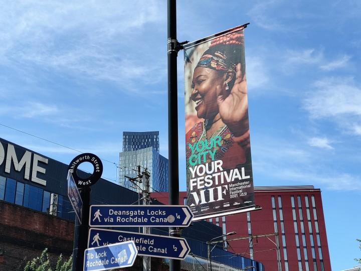 Destination Manchester InternationalFestival